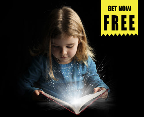 FREE magic shine book Photo Overlays, Photoshop overlay