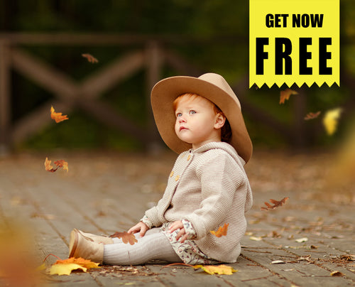 FREE falling leaves Photo Overlays, Photoshop overlay