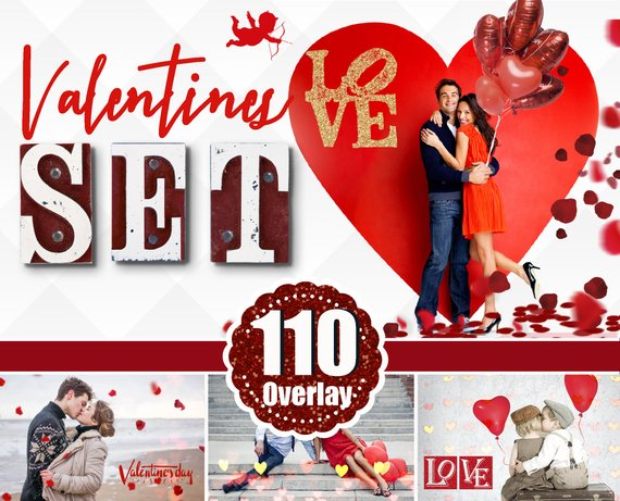 110 Valentine Valentine's day Photo overlays, heart, love, romantic, petals, wedding, wordart photoshop overlay, background, Heart Textures