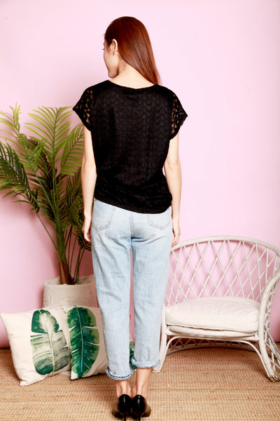 *DJ* Soyzi Lace Top