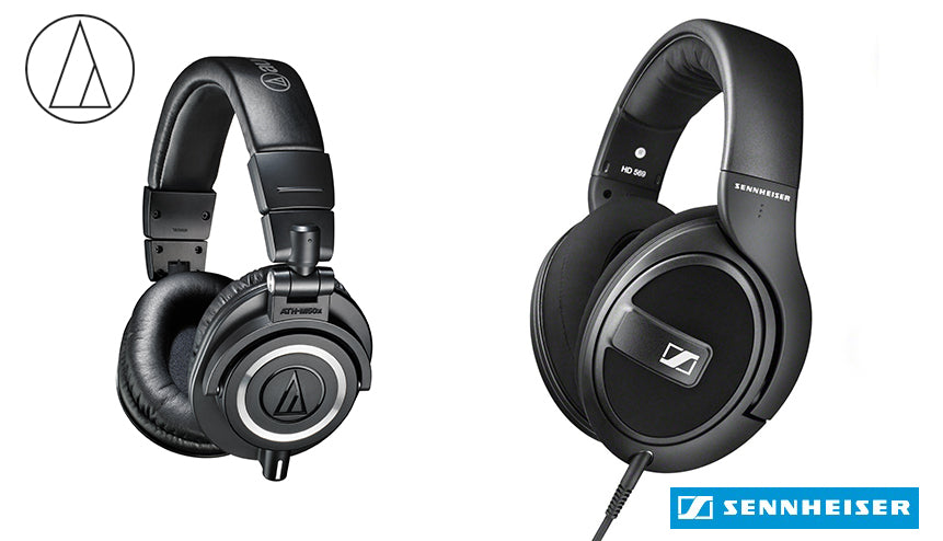6834862c495 Audio Technica ATH-M50x vs. Sennheiser HD 569 Review | Audio46
