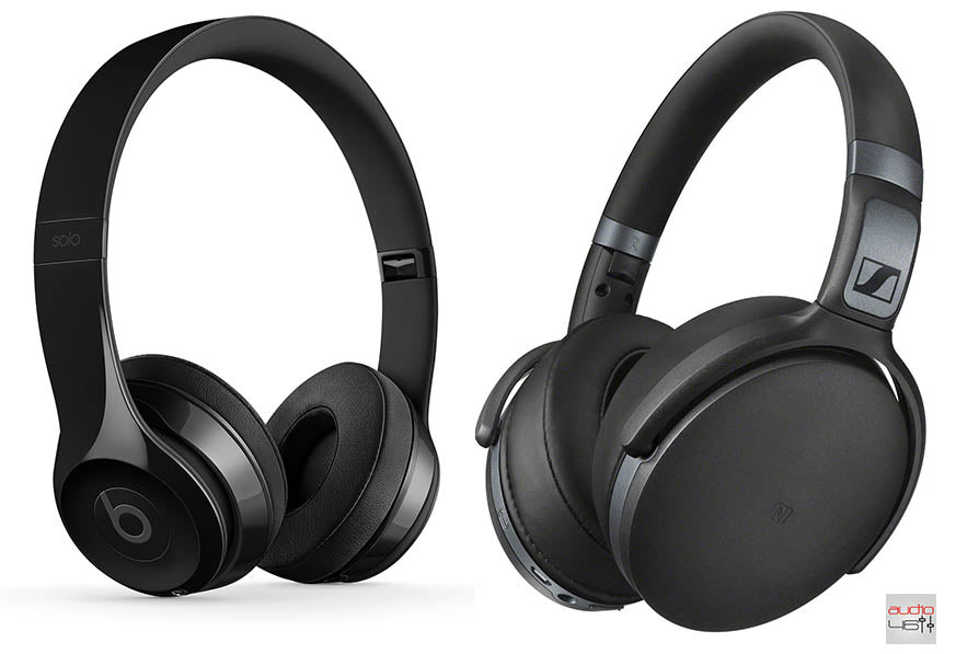 separation shoes 8c016 e8da5 Beats Solo3 Wireless vs Sennheiser HD 4.40 BT Wireless Comparison ...