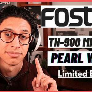 Fostex TH900MK2 Pearl White Review