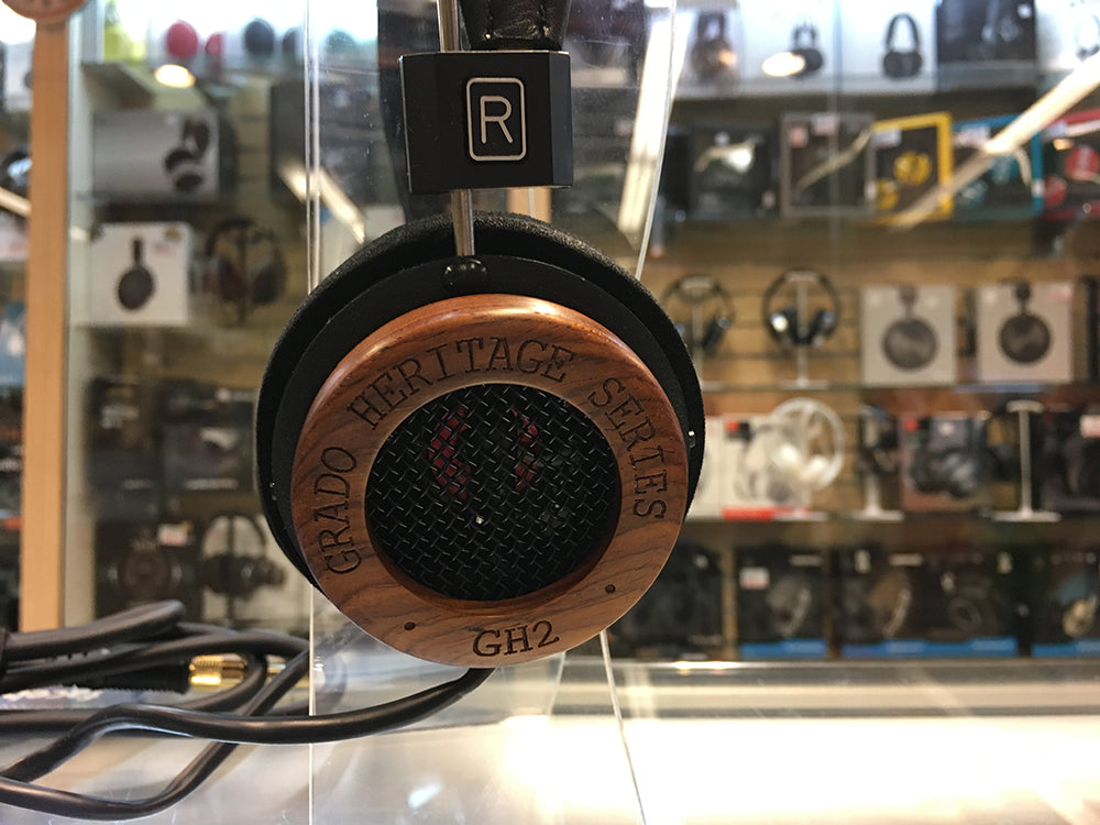 GRADO GH2 Limited Edition Headphone Review
