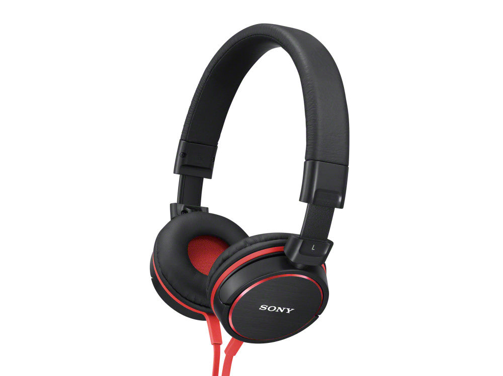 Sony MDR-V55 DJ on The Go Headphones Review