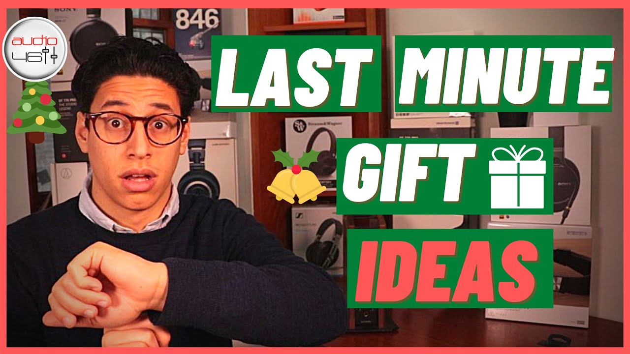 Top 5 Headphones for Last Minute Gift Ideas in 2020