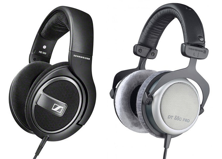Sennheiser HD 559 vs Beyerdynamic DT 880 Pro Headphone Comparison