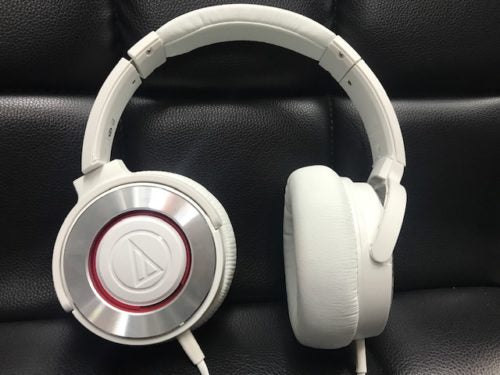 Audio-Technica ATH-WS550iS Headphones Review