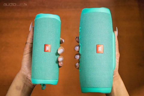 JBL Flip 4 vs Charge 3 Review | Audio46