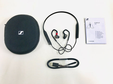 Audio 46: Sennheiser IE 80S BT Wireless Review