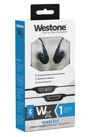 westone wx wireless earphone