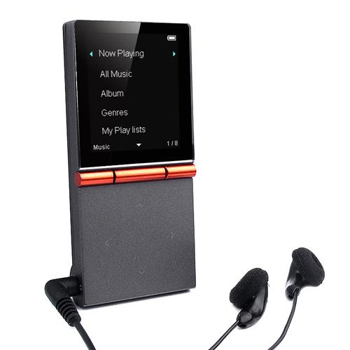 HIFIMAN HM700 Digital Audio Player (32GB) with Compact Earphones - Audio46
