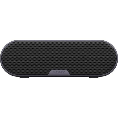Sony SRS-XB2 Portable Speaker - Wireless - Black - Audio46