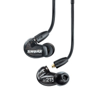 Shure - AONIC 215 Wired Sound Isolating Earphones with Remote + Mic (Pre-Order)