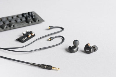 RHA - T20 Wireless - Bluetooth In-Ear Monitors (Open Box)
