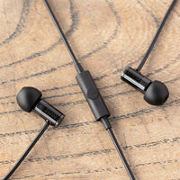 Final Audio - E1000C Isolating Earphones with Microphone