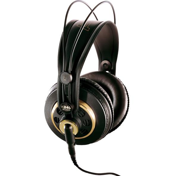 AKG K240 Studio Semi-Open Professional Headphones - Audio46