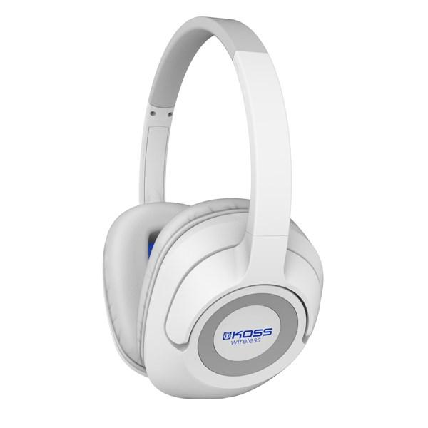 Koss  BT539iW Over The Ear Bluetooth Headphones-White - Audio46