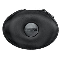 Shure - EAHCASE Oval fine Weave Zippered Earphone Carrying Case