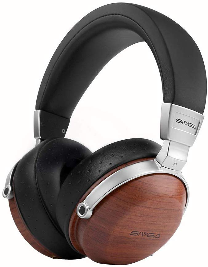SIVGA - SV003 OVER-EAR CLOSED BACK HEADPHONES