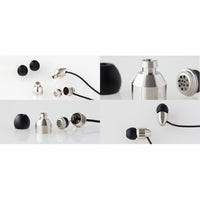 Final Audio - TANE Silver DIY Earphone Assembly Kit (Final Sale)