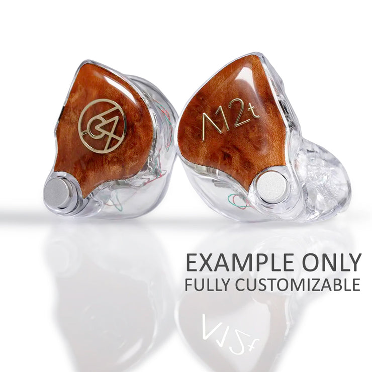 64 Audio - A12t Custom In-Ear Monitor (Special Order)