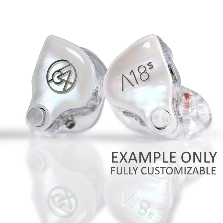 64 Audio - A18s Custom In-Ear Monitor (Special Order)