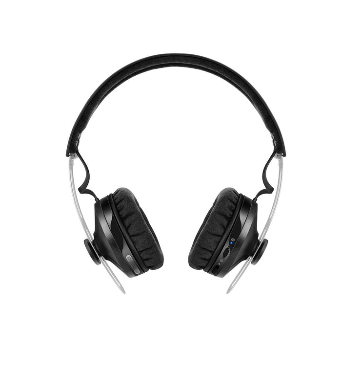 Sennheiser Momentum On-Ear Wireless Headphones (Black) - Audio46