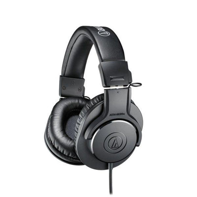 Audio-Technica ATH-M20x Studio Monitor Headphones - Audio46