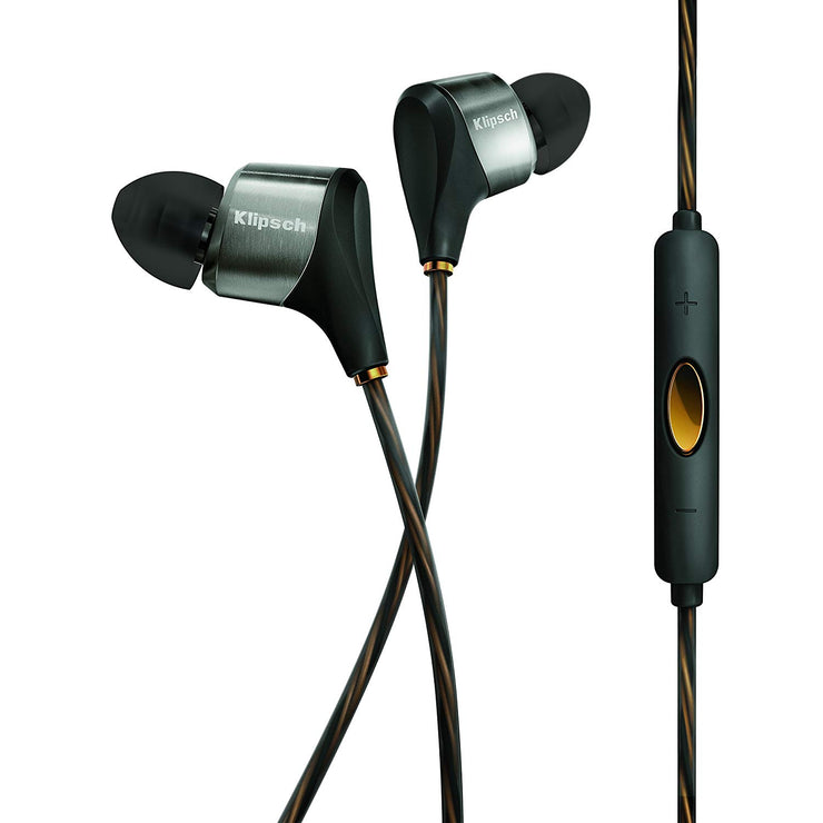 Klipsch - XR8i Hybrid Reference Series In-Ear Headphones