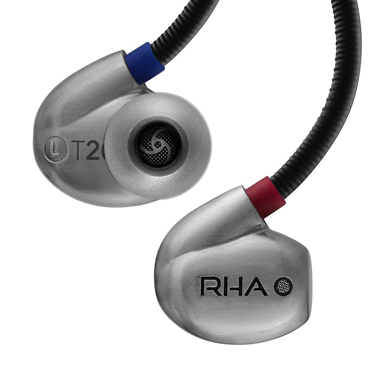 RHA - T20 Earphones - Audio46