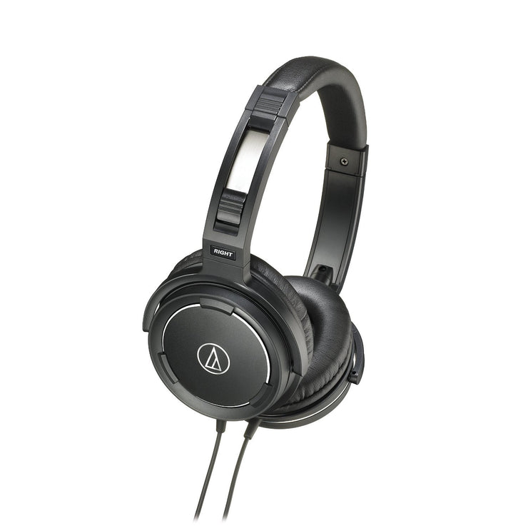 Audio-Technica ATH-WS55 Solid Bass Headphones - Audio46
