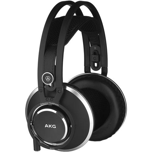 AKG K872 Master Reference Closed-Back Over-Ear Headphones - Audio46