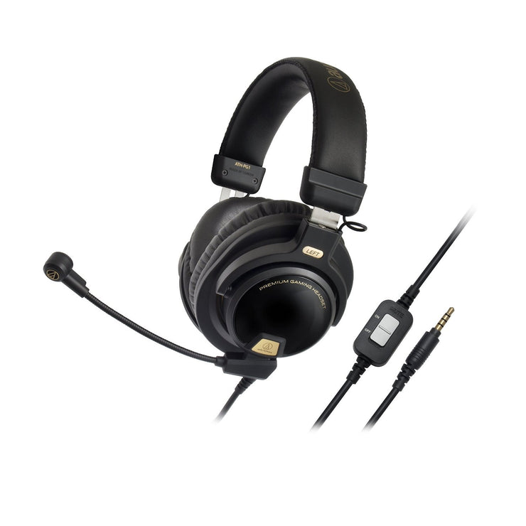 Audio-Technica ATH-PG1 Closed-Back Headset - Audio46