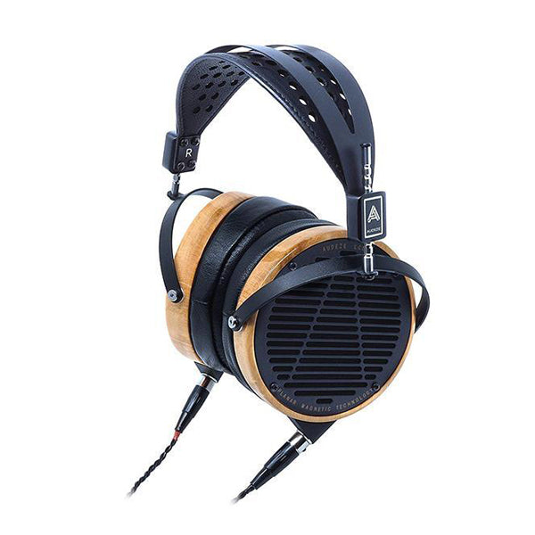 Audeze LCD-3 Maple - High Performance Planar Magnetic Headphone (Maple, Lambskin Leather Earpads) (OPEN BOX )