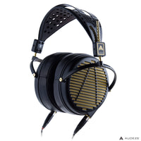 Audeze LCD-4Z 15 Ohm Magnesium/Gold Headphones with Travel Case (B-Stock)