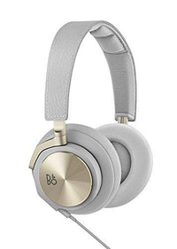 B & O Play H6 Over-Ear Headphones 2nd Gen (Champagne Gray) - Audio46