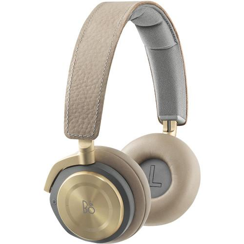 B & O Play H8 Wireless Noise Canceling Headphones (Argilla Bright) - Audio46