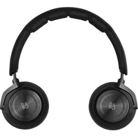 B & O Play H8 Wireless Noise Canceling Headphones (Black) - Audio46