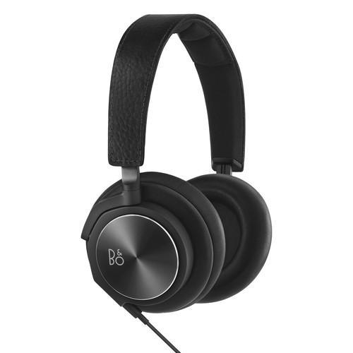 B & O Play H6 Over-Ear Headphones 2nd Gen (Black) - Audio46