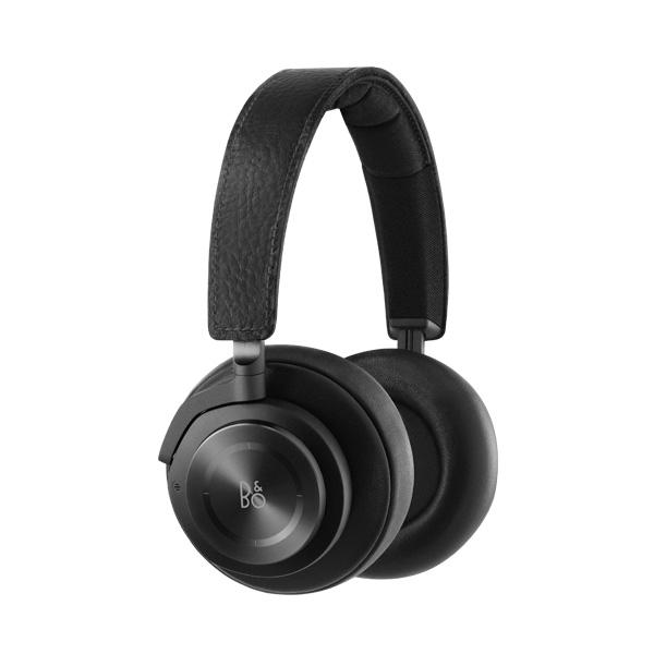 B & O Play H9 Bluetooth Over-Ear Black Headphones with ANC - Audio46
