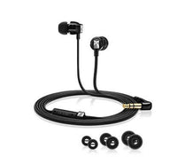 Sennheiser CX 3.00 In-Ear Headphones Black - Audio46