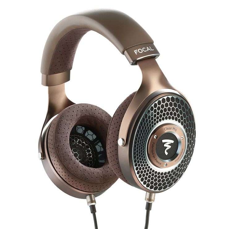 Focal Clear Mg Open-Back Headphones **IN STOCK**