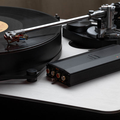 iFi - iPhono3 Black Label phono stage (Special order)
