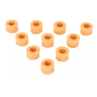 Shure - EAORF2 Orange Foam Sleeves - Audio46