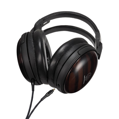 Audio-Technica - ATH-AWKT Audiophile Closed-back Dynamic Wooden Headphones