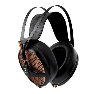 meze empyrean black copper planar magnetic headphones