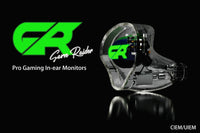 Jomo Audio - Game Raider - Pro Gaming Universal IEM (Open box)