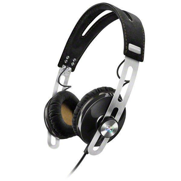 Sennheiser HD 1 On-Ear Black Headphones (Android) - Audio46
