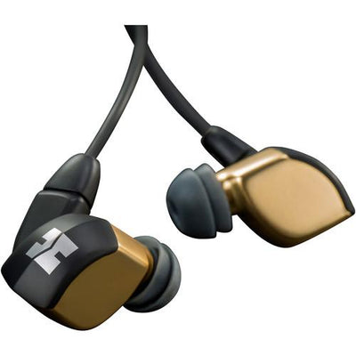 HIFIMAN RE2000 In-Ear Monitors (Universal Fit) (24k Gold) - Audio46
